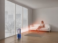 Dyson Luchtreiniger Pure Hot + Cool Link blauw/staal-Afbeelding 2