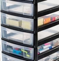 Iris Bloc-tiroirs à 10 tiroirs H 102 cm-Détail de l'article