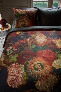 Beddinghouse Dekbedovertrek Van Gogh Gladioli red katoensatijn-Afbeelding 1