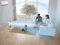 Dyson Purificateur d'air Pure Hot + Cool Link blanc-Image 3