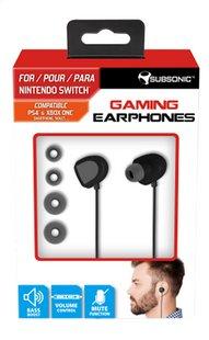 Subsonic oortelefoon Gaming voor Nintendo Switch
