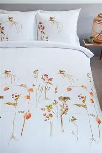 Marjolein Bastin Dekbedovertrek Golden Berries orange katoen 260 x 220 cm-Afbeelding 1
