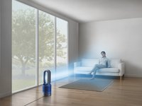 Dyson Luchtreiniger Pure Hot + Cool Link blauw/staal-Afbeelding 3