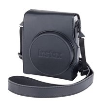 Fujifilm fototas instax mini 90 leather case zwart-Artikeldetail