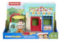 Fisher-Price Little People Cafe Bakery-Vooraanzicht