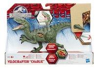 Interactieve figuur Jurassic World Velociraptor /Charlie/-Vooraanzicht