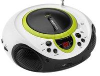 Lenco draagbare radio/cd/mp3-speler SCD-38 groen-Artikeldetail