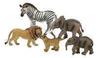 Animal Classic dieren Wild Life Zebra-Vooraanzicht