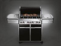 Weber Gasbarbecue Summit E-470 GBS 'System Edition' black-Afbeelding 1