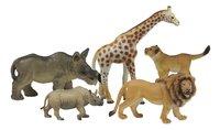Animal Classic dieren Wild Life Giraf-commercieel beeld