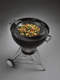 Weber Wok pour barbecue Gourmet BBQ System-Image 1