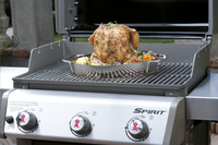 Weber Support de cuisson pour volaille au barbecue Gourmet BBQ System-Image 1