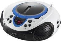 Lenco radio/lecteur CD portable SCD-38 bleu-Détail de l'article