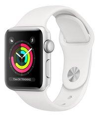 Apple Watch Series 3 42mm zilver-Rechterzijde