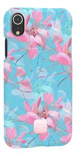 Happy Plugs cover voor iPhone Xr Botanica Exotica-Linkerzijde