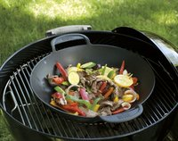 Weber Wok pour barbecue Gourmet BBQ System-Image 3