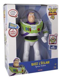 Figurine interactive Toy Story 4 Buzz l'Éclair Parlant-Côté gauche