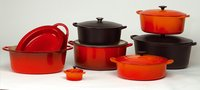 Le Creuset ronde stoofpan Tradition lapis-Afbeelding 3