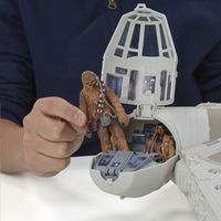 Speelset Star Wars Battle Action Millennium Falcon-Artikeldetail