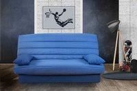 Slaapbank Clic-Clac blue-Afbeelding 2