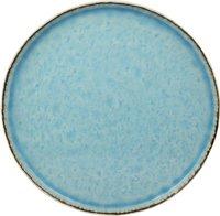 Cosy & Trendy 4 assiettes plates Laguna 27 cm Azzurro