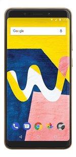 Wiko smartphone View Lite Gold-Avant