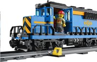 LEGO City 60052 Le train de marchandises-Image 2