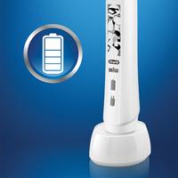 Oral-B Brosse à dents électrique Disney Star Wars Junior 6+ D501-Image 1