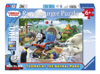 Ravensburger XXL puzzel Thomas & Friends Dierenpark