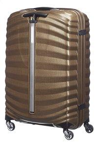 Samsonite Valise rigide Lite-Shock Spinner sand 69 cm-Arrière