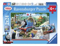 Ravensburger puzzel 2-in-1 Thomas & Friends Dierenpark