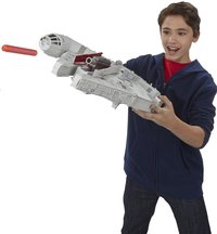 Speelset Star Wars Battle Action Millennium Falcon-Afbeelding 1