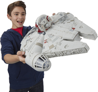 Speelset Star Wars Battle Action Millennium Falcon-Afbeelding 4