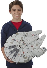 Speelset Star Wars Battle Action Millennium Falcon-Afbeelding 3