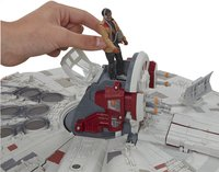 Speelset Star Wars Battle Action Millennium Falcon-Bovenaanzicht