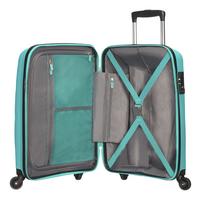 American Tourister Harde reistrolley Bon Air Spinner deep turquoise 55 cm-Artikeldetail