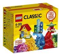 LEGO Classic 10703 Boîte de constructions urbaines
