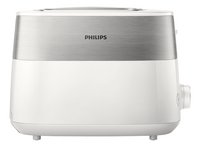 Philips Broodrooster Daily Collection HD2515/00-Vooraanzicht