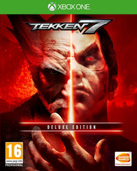 XBOX One Tekken 7 Deluxe Edition ANG