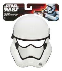 Masque Star Wars Épisode VII - Stormtrooper du Premier Ordre