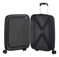American Tourister valise rigide Aero Racer Spinner Jet Black 55 cm-Détail de l'article