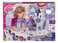 Mon Petit Poney set de jeu Cutie mark magic La boutique de Rarity-Avant