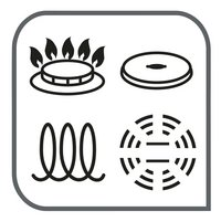 Tefal Sauteerpan Pro Inox 24 cm-Artikeldetail