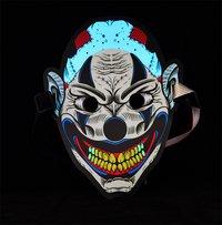 Goodmark masque The Joker Sound Reactive-commercieel beeld