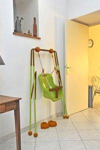 Metalen schommel Baby Swing-Afbeelding 2