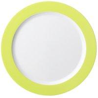 Rosti Mepal 6 assiettes plates 26 cm lime
