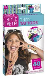 Style Me Up! Shiny Tattoos