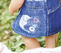 BABY born set de vêtements Deluxe Jeans Collection Robe-Détail de l'article