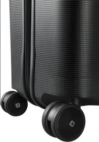 Samsonite Harde reistrolley Optic Spinner metallic black 69 cm-Onderkant