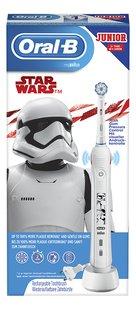 Oral-B Brosse à dents électrique Disney Star Wars Junior 6+ D501-Vue du haut